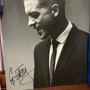 Other - Signed G-Eazy poster